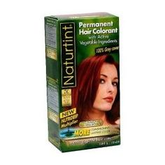 Naturtint Hair Color :: Hands-down the best natural at-home hair dye. My hair always feels more healthy after I finish, instead of stressed, dry and brittle. Covers grey really well, although the reds do tend to fade just as fast as any other brands.