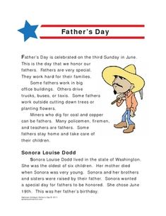 father's day facts