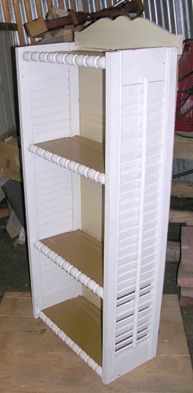 DIY Craft Projects using Old Shutters - Trash to Treasure