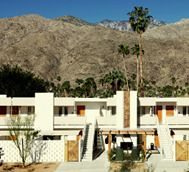 ace Palm Springs.  for our trip.
