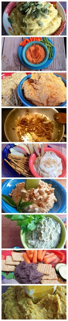 delish #hummus #recipes from Holly Larson, Registered Dietitian ...