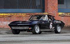 1963 Chevrolet Corvette Z06 Fred Reinhart Tanker Race Car