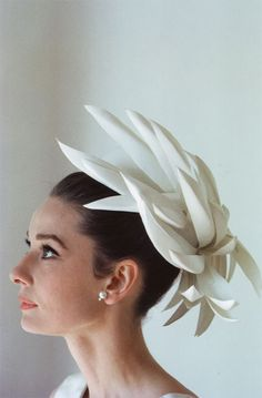 Audrey in Sydney Opera House hat