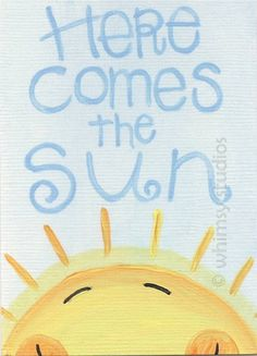 da da da da. Not to diminish those who love winter, but today marks 38 days 'til spring. :D