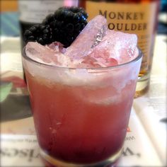 The Highland Bramble | 11 Cocktails That Will Make You Fall In Love With Scotch