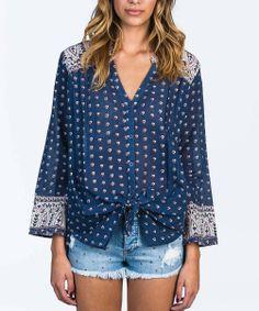 blouses, fashion, billabong dreamin, shops, dreamin big, style summerspr, big top, blues, blue indigo