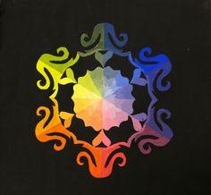 Art 2 Color Wheel project