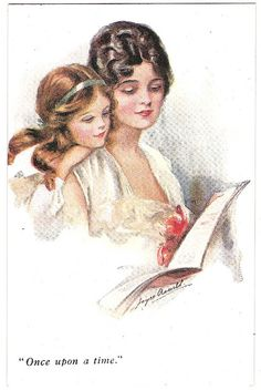 Read to their daughters.