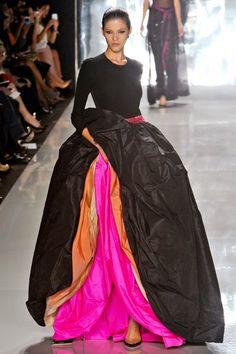 Chado Ralph Rucci Spring 2013 RTW Collection - Fashion on TheCut.