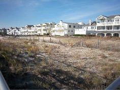 The Helen Schilling Estate property at 19th Street and the beach.