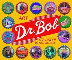 Dr Bob Folk Art, New Orleans-Bywater