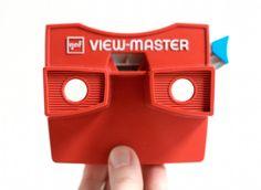 Vintage Gaf View Master