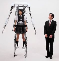 Powered Jacket: First Commercial Exoskeleton To Be Released In Japan #technology