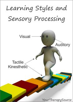 learning styles and sensory processing www.YourTherapySource.com