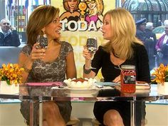 Kathie Lee and Hoda are inspiring us to talk about 'Drinking & Diabetes' on our upcoming April Diabetes Roundtable podcast