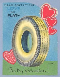 race car valentines day box