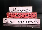XO XO Blocks