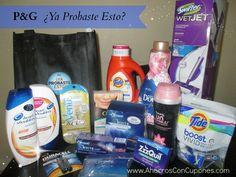 Gana productos de P #YaProbasteEsto