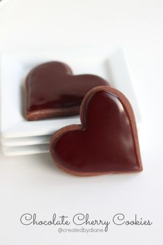 Icing Chocolate Cherry