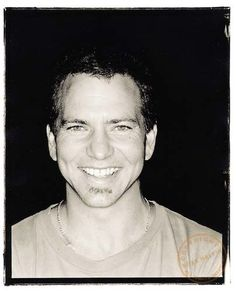 """Eddie Vedder, """"What about my smile? Oh it's nice? Thanks! You made my day sweetheart."""""""