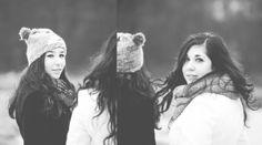 Schöne Fotoidee bei Kerstin Mumm entdeckt. Coler Kontrast, in s/w sehr gut wirkend, die Jacken perfekt passend. Portrait (21 von 21)