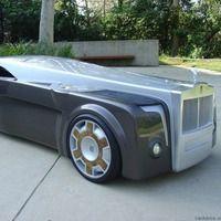Fantastic Rolls-Royce Concept Car