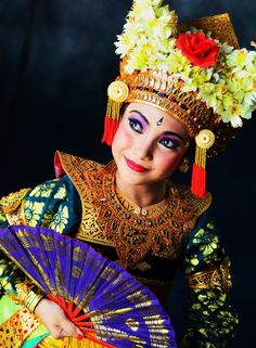 Balinese Dance, studio 1 by Pamela Macapugas on 500px