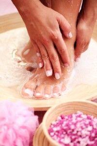 Calming foot powder recipe