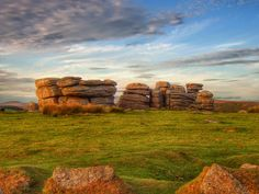 Combestone Tor by Paul Hutchinson on 500px