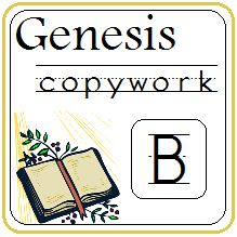 ... idea genesi copywork educ handwrit classic convers classic copywork