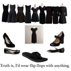 Little Black Dresses I Love