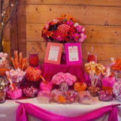 serv tabl, idea, dazzl dessert, candies, candi buffet, parti ect, weddingdessert tabl, dessert bars, candi bar