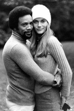 Quincy Jones + Peggy Lipton