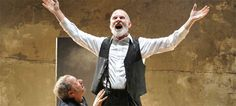 """""""Theater Review: Why Dallas Theater Center's Interpretation of King Lear Gets It Nearly All Wrong"""" via dmagazine.com"""