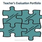 This extensive teacher portfolio is based on the Danielson's Framework. However, any teacher interested in creating a professional evaluatin portfo...