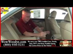 Vehicle Profile: Learn about the 2008 Cadillac CTS video walk around @wowwoodys