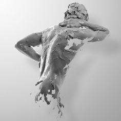 Julián Cánovas-Yañez Sculpts Himself To Life Through The Lens Of Alejandro Maestre | Yatzer