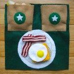 Starbucks breakfast--free pattern