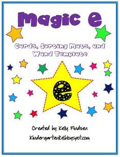 This fabulously FREE item is helpful for teaching beginning readers about the silent