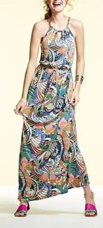 Loving these printed summer dresses! find more women fashion ideas on www.misspool.com