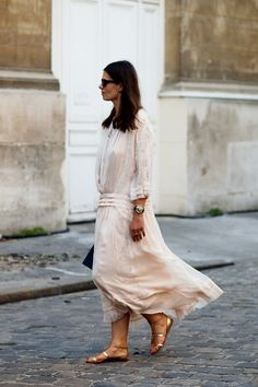 A little spring inspiration on this oh so chilly winter morning: Light as Light, On the Street in...