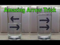 Amazing Arrow Trick - YouTube