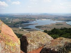 medicine bluff at fort sill oklahoma | Medicine Park, Wichita Mountains, Fort Sill, Oklahoma – Our Weekend ...
