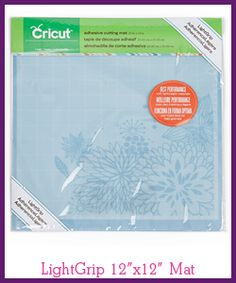 New Cricut Cutting Mats