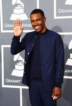 Frank Ocean - Grammy's 2013