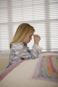 Games to Teach Praying to Children