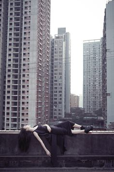 CHONGQING CITY | Fashion Story 02 by Matthieu Belin
