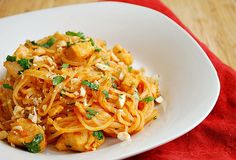 delish, chicken pad thai, cook, dinner food thai, thai food noodles, eat, yummi, recip, asian