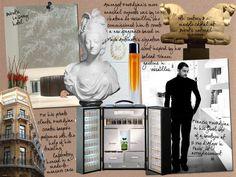 marc chaya | Francis Kurkdjian's Postcard from Beirut - Mood Board - D'NA kurkdjian postcard, maison franci, mood board, franci kurkdijian, franci kurkdjian