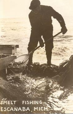 """""""Smelt Fishing"""""""